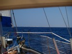 Sailing to Sal